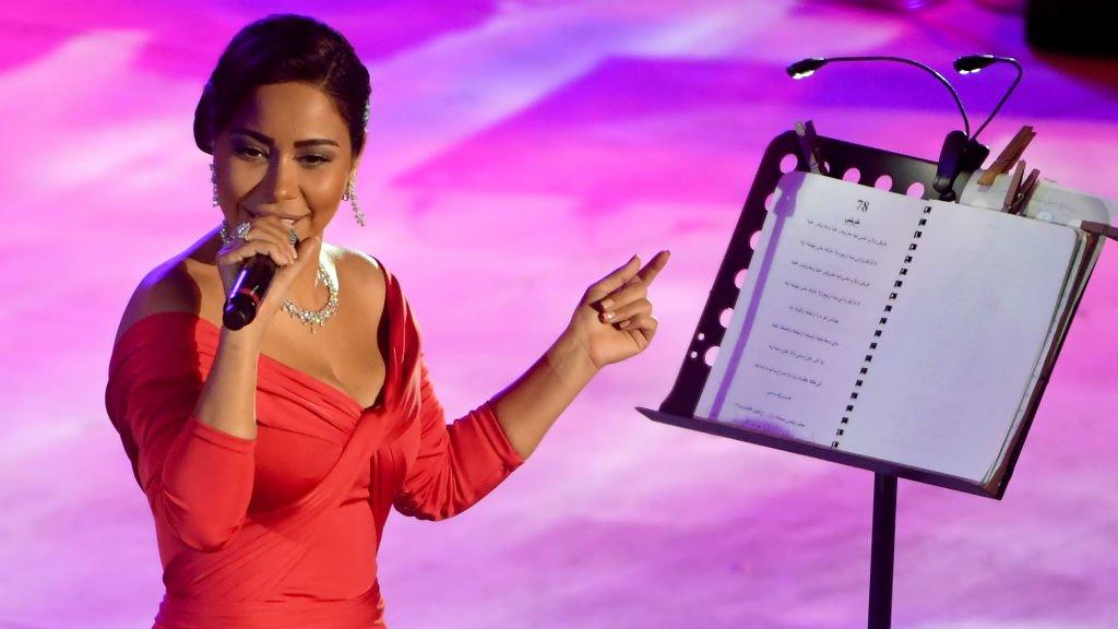 Une chanteuse égyptienne condamnée à 6 mois de prison pour une blague sur le Nil
