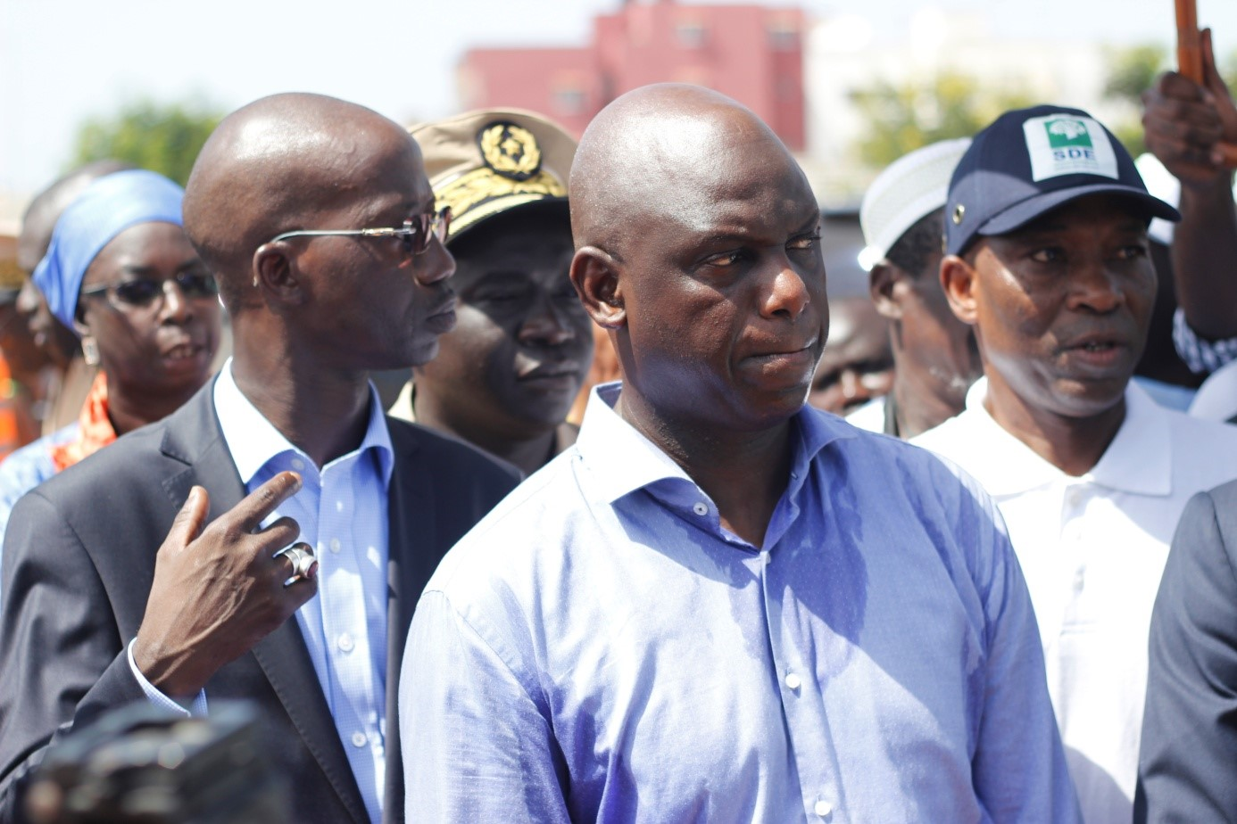 Mansour Faye annonce la fin des problèmes d'eau à Dakar d'ici juin