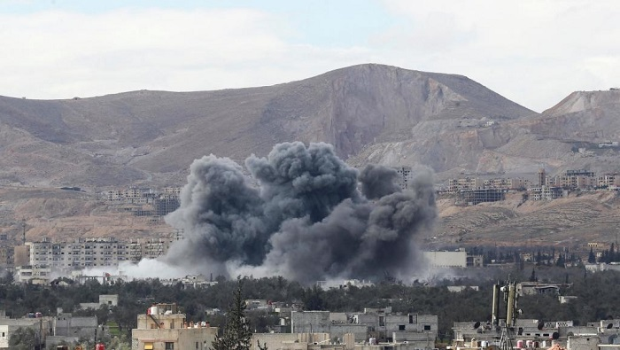Syrie: les rebelles s'engagent à chasser les jihadistes de la Ghouta orientale