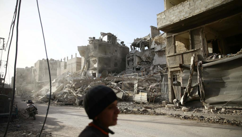 Syrie: dans la Ghouta orientale, la trêve reste sans effet