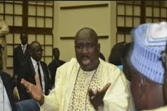 Farba Ngom fait feu sur le Médiateur de la République : «Macky Sall doit le limoger»
