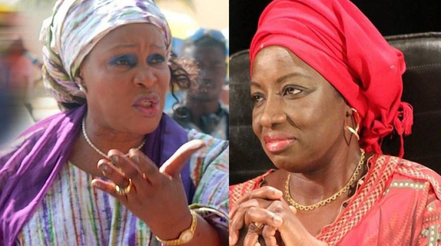 """Le non-lieu de Aida Ndiongue, ses 47 milliards et le """"sac à biens mal acquis recouvrés"""" de Mimi Touré"""