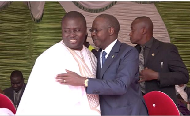 Célébration de la journée des femmes au stade Iba Mar Diop : Devant Macky Sall, Bamba Fall a mesuré ses mots