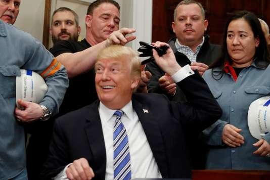 Guerre commerciale : « Il faut répondre à Trump par la politique »