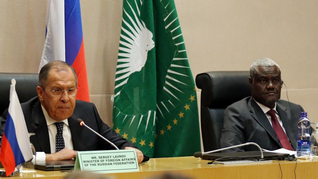 En Afrique, Sergueï Lavrov et Rex Tillerson «s'évitent soigneusement»