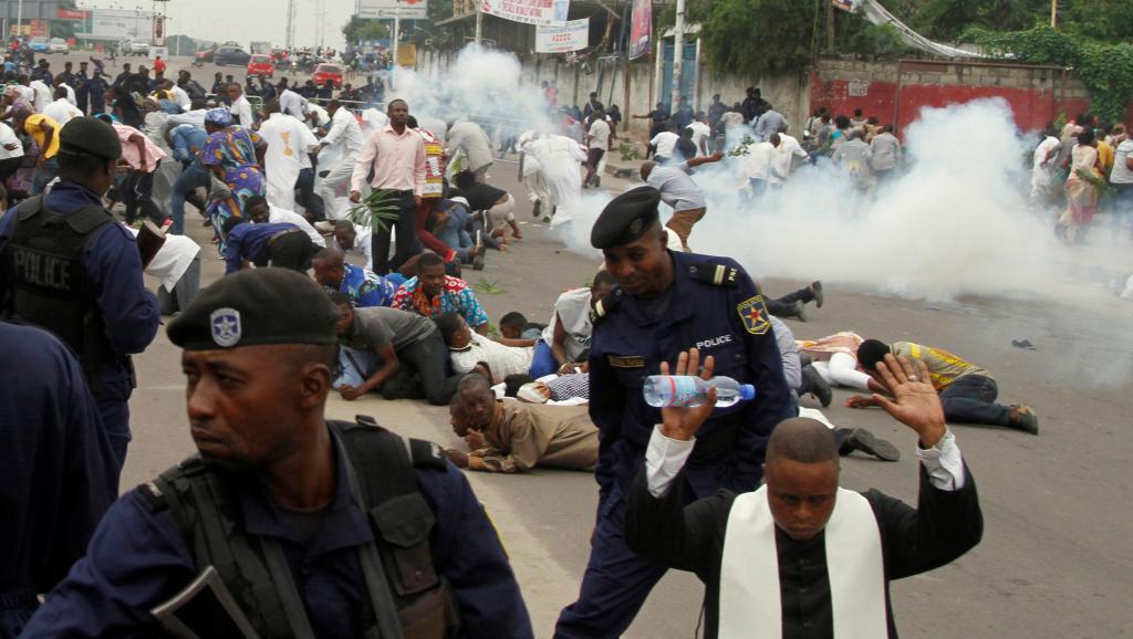 RDC: les conclusions de la commission d'enquête sur la répression des marches
