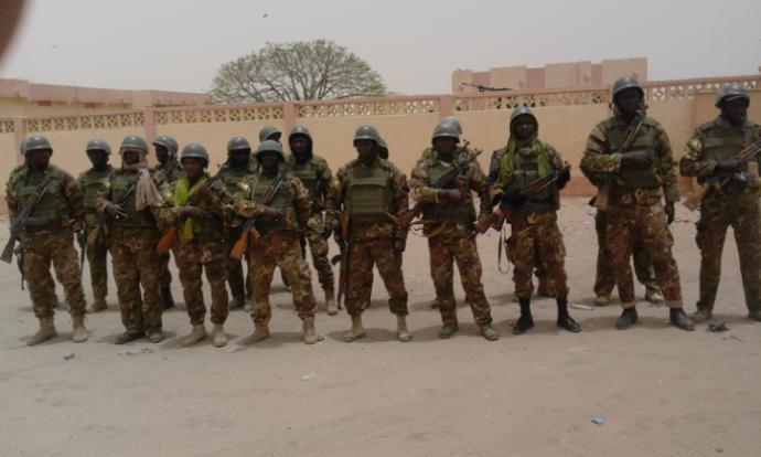 Montée en puissance des FAMAS : Une offensive de grande envergure à Dialloubé