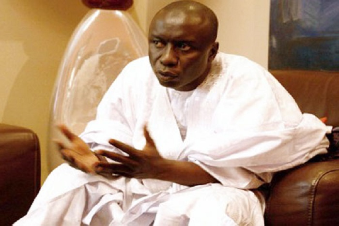 Idrissa Seck : «Le chef de l'Etat est faible, c'est la première maladie»
