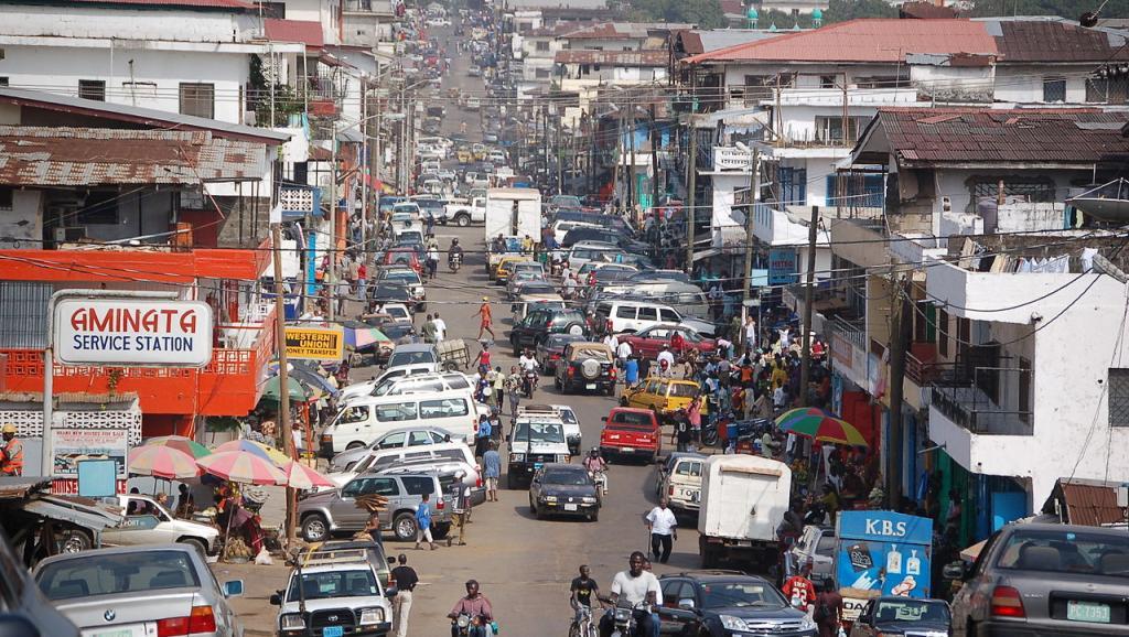 Liberia: un activiste des droits de l'homme récompensé aux Etats-Unis