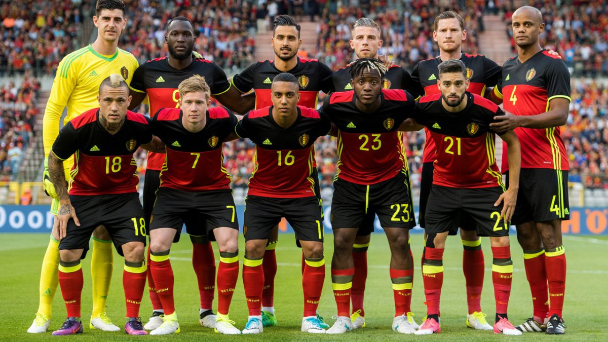 """Résultat de recherche d'images pour """"equipe de belgique mondial 2018"""""""
