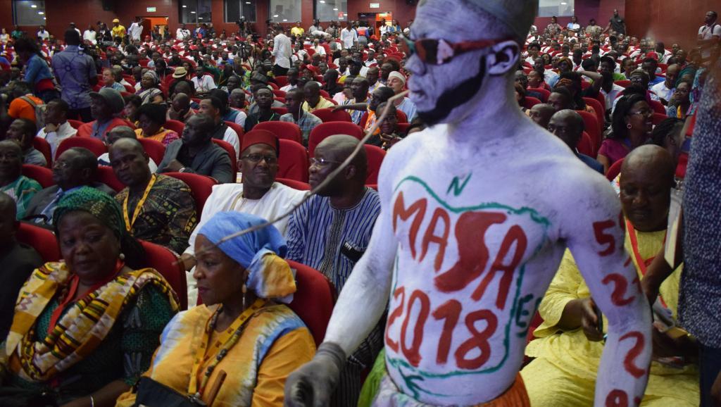 Côte d'Ivoire: un millier d'artistes se retrouvent au Masa d'Abidjan