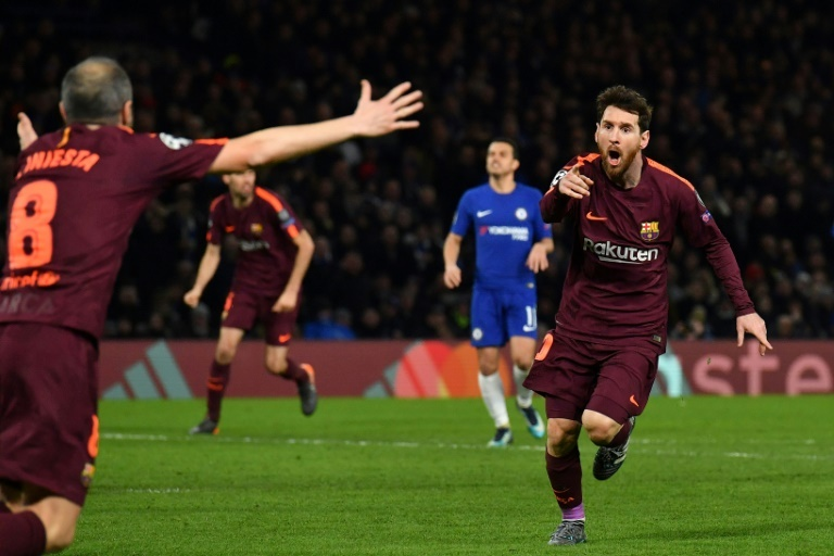 Les compos probables du match de Ligue des champions entre le FC Barcelone et Chelsea