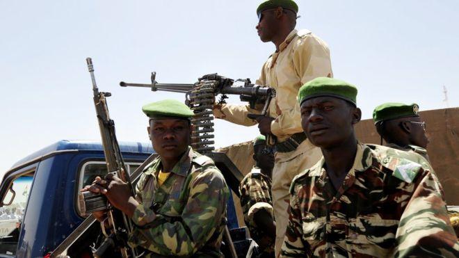 Niger: trois gendarmes tués