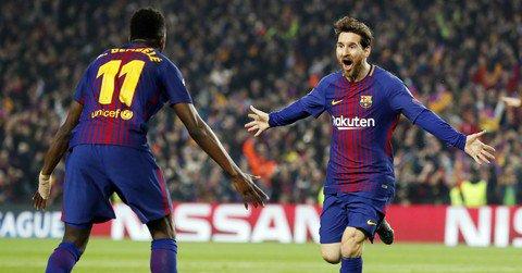 LdC : Messi a atteint les 100 buts !
