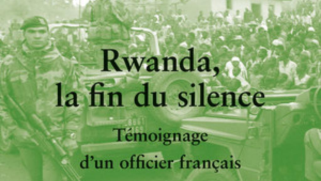 «Rwanda, la fin du silence»: ex-officier, G.Ancel conteste l'intervention française