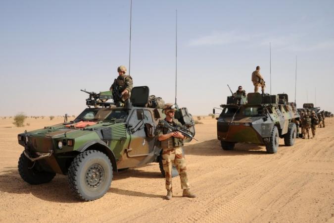 Sahel: une soixantaine de jihadistes tués ou capturés en un mois (état-major français)