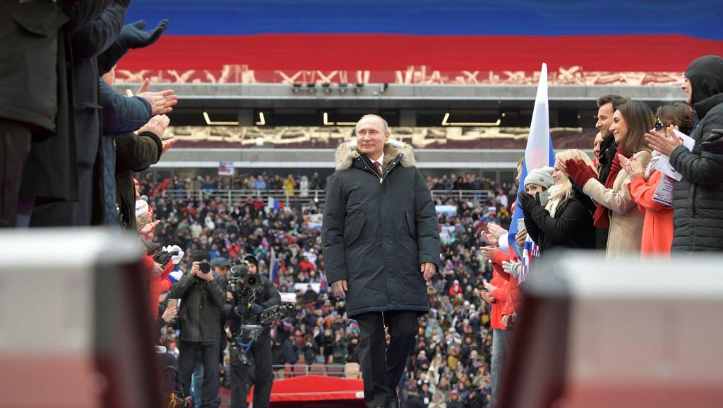 Présidentielle en Russie ce dimanche : chronique d'une réélection annoncée