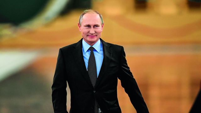 Russie : Poutine réélu une 4e fois avec 73,9% des voix