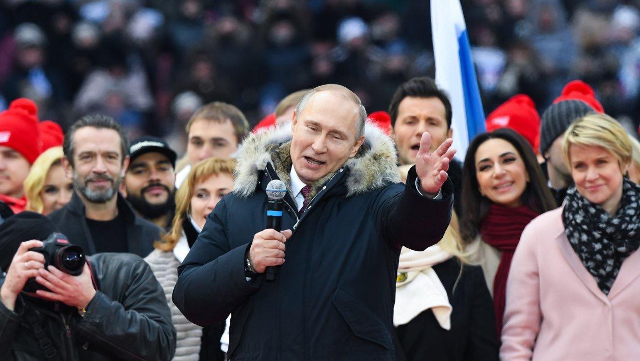 """Poutine après sa victoire : """"Le succès nous tend les bras"""""""