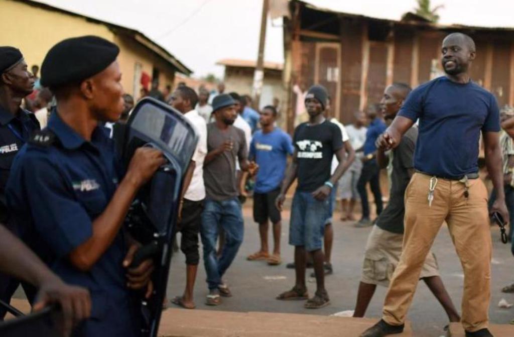 Sierra Leone: regain de tensions avant le second tour de la présidentielle