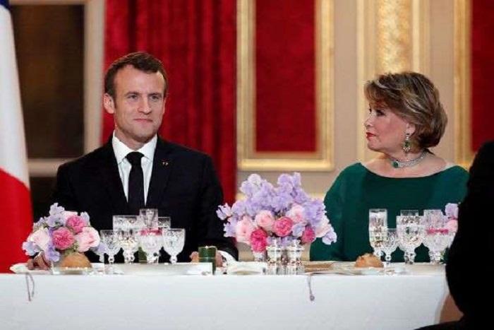 Macron, ses dîners secrets du lundi