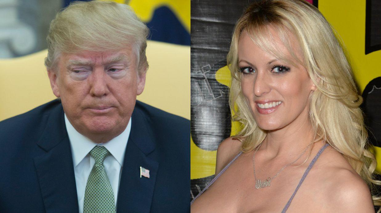 Donald Trump : l'actrice porno qui prétend avoir eu une liaison avec lui va tout révéler sur CBS