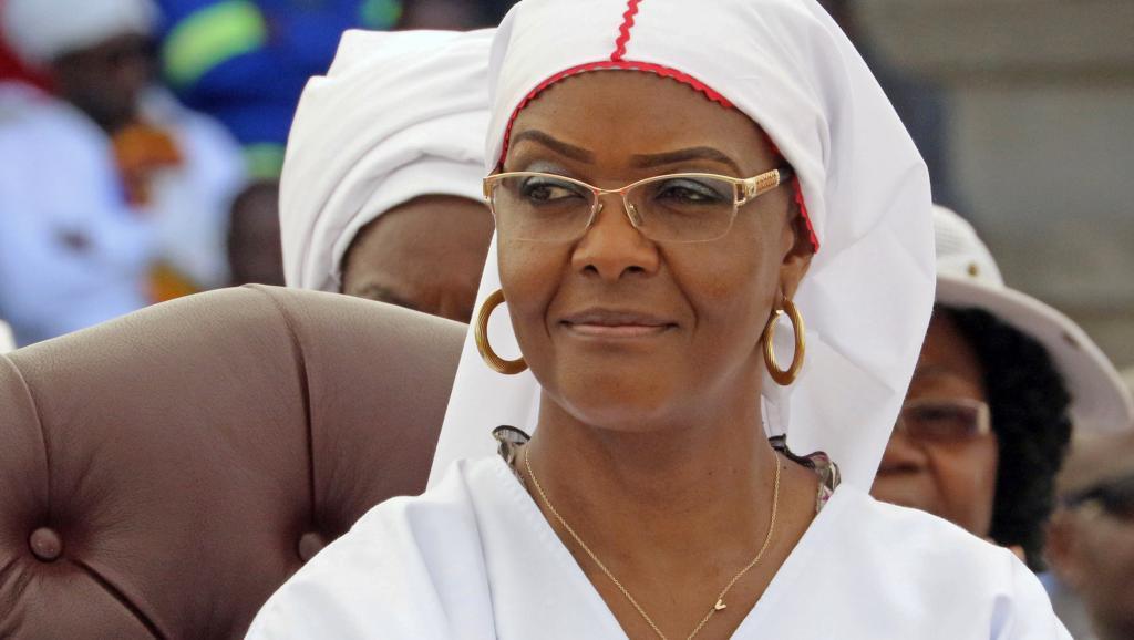  Zimbabwe: Grace Mugabe visée par une enquête dans le cadre d'un trafic d'ivoire