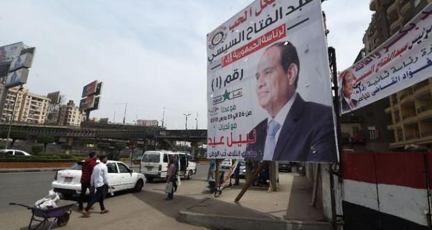 Les Egyptiens vont élire un nouveau Président à partir de lundi