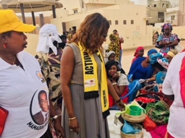 Formation de 200 femmes à Pikine : Alsar veut relever de défi d'autonomiser les femmes