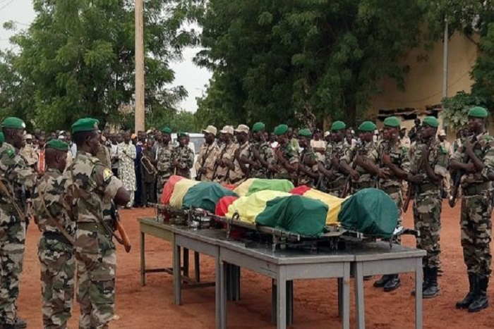 Mali: un gendarme retrouvé égorgé jeudi.