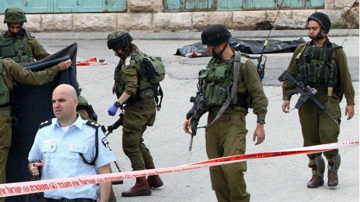 Un Palestinien a été tué par les tirs de soldats israéliens