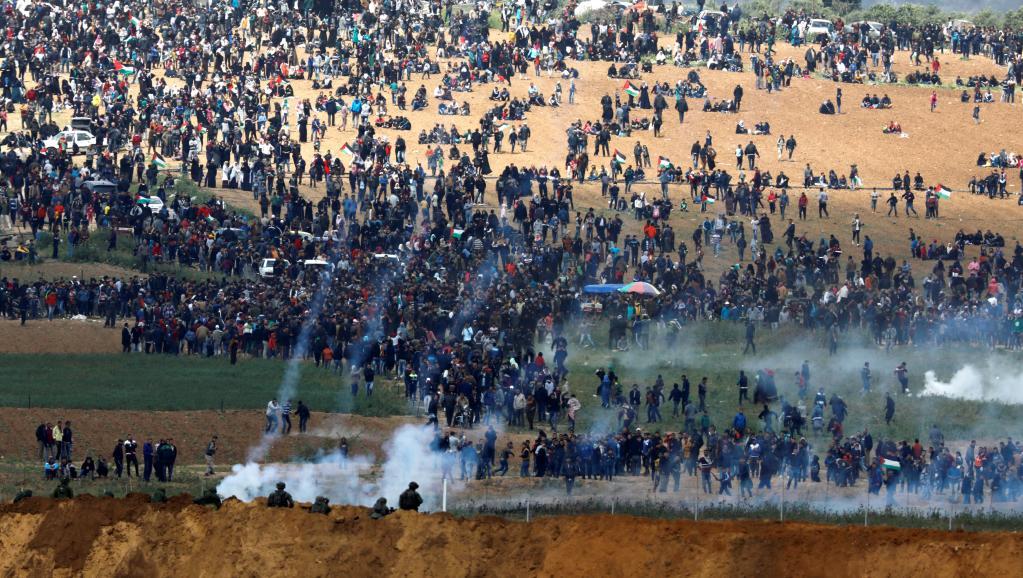 Une nouvelle journée de violences prévue ce samedi à Gaza