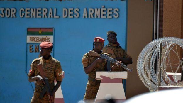 Putsch manqué au Burkina : 84 accusés à la barre le 06 avril
