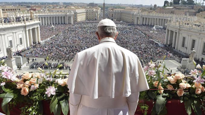 Pâque : les catholiques du monde célèbrent la résurrection du Christ