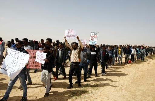 Le PM israélien suspend l'accord avec l'Onu sur les migrants et s'attire les critiques