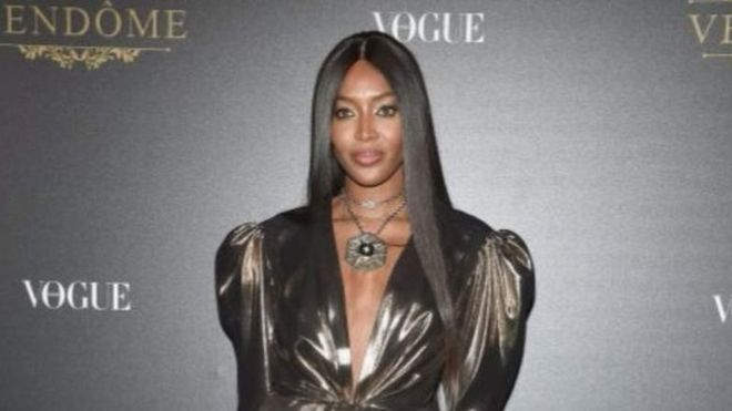  Naomi Campbell pour une version africaine de Vogue