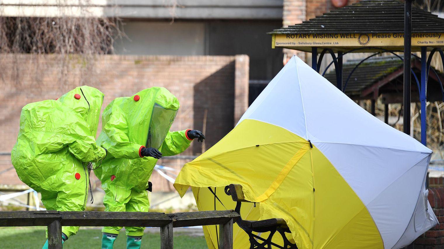 Empoisonnement de Skripal : le laboratoire britannique dit ne pas avoir de preuve que c'est la Russie