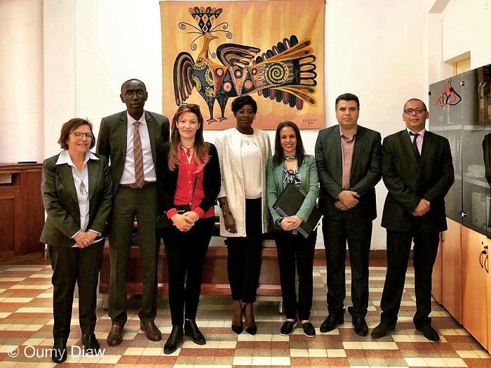 Crédit Photo: Oumy Diaw Biennale de Dakar