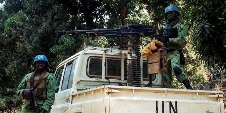 En Centrafrique, 21 civils et un casque bleu tués