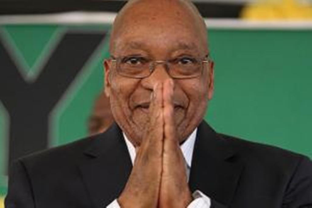 Afrique du Sud : le procès contre Jacob Zuma reporté au 8 juin à l'ouverture de l'audience