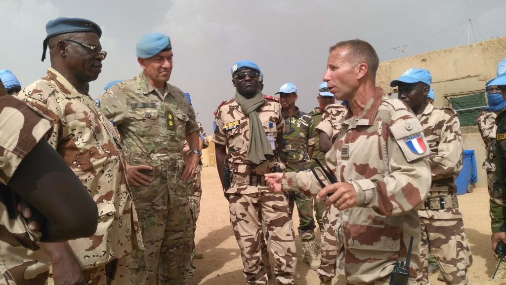 Mali: attaque meurtrière contre un camp de la Minusma près de Kidal