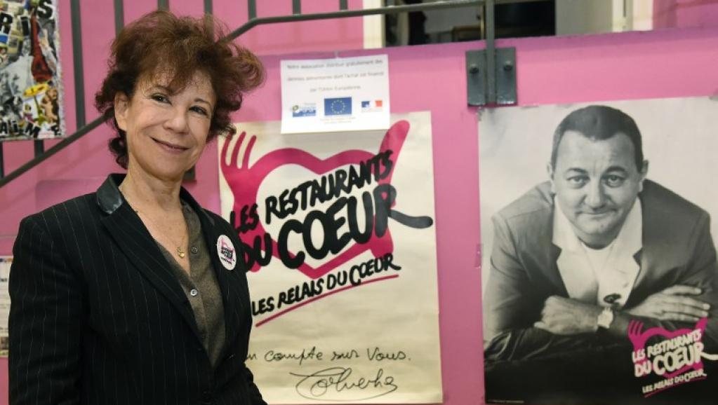 """Décès de Véronique Colucci, la veuve de Coluche et gérante des """"Restos du Coeur"""""""