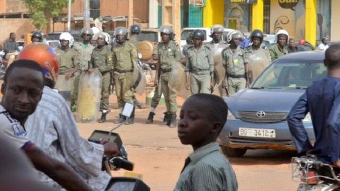 Niger : marche interdite de la société civile