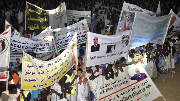 Mauritanie: l'opposition critique la campagne d'adhésion du parti au pouvoir