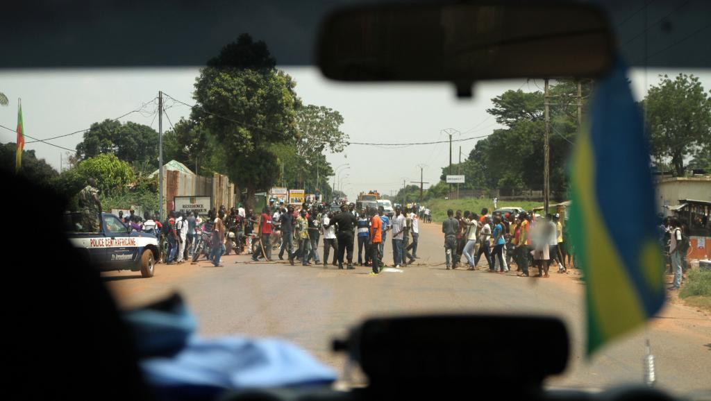 RCA: opération de la Minusca contre un groupe d'autodéfense du PK5 à Bangui