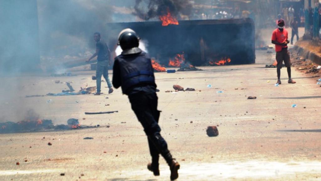 Guinée : un responsable de l'opposition condamné à une peine de prison ferme