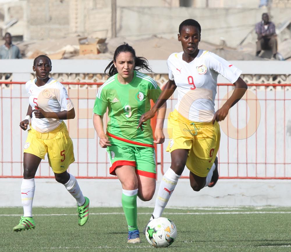"""Qualifications Can 2018 : Les """"Lionnes"""" éliminées par l'Algérie (2-0)"""
