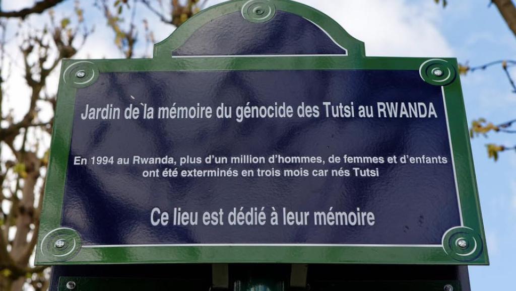 Génocide rwandais: la France représentée à la cérémonie du souvenir