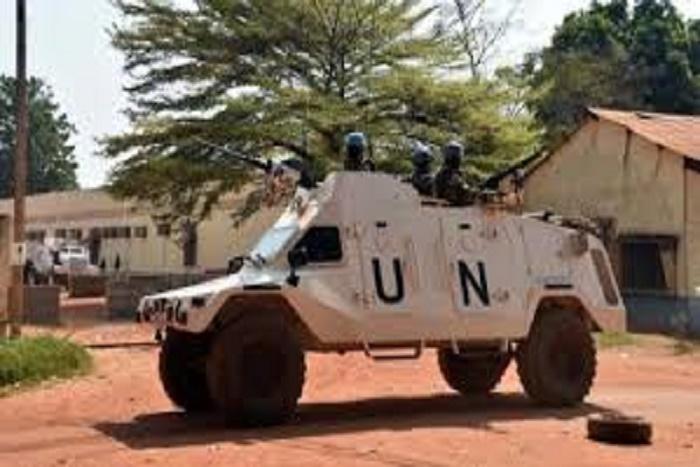 17 corps déposés devant le siège de la Minusca à Bangui