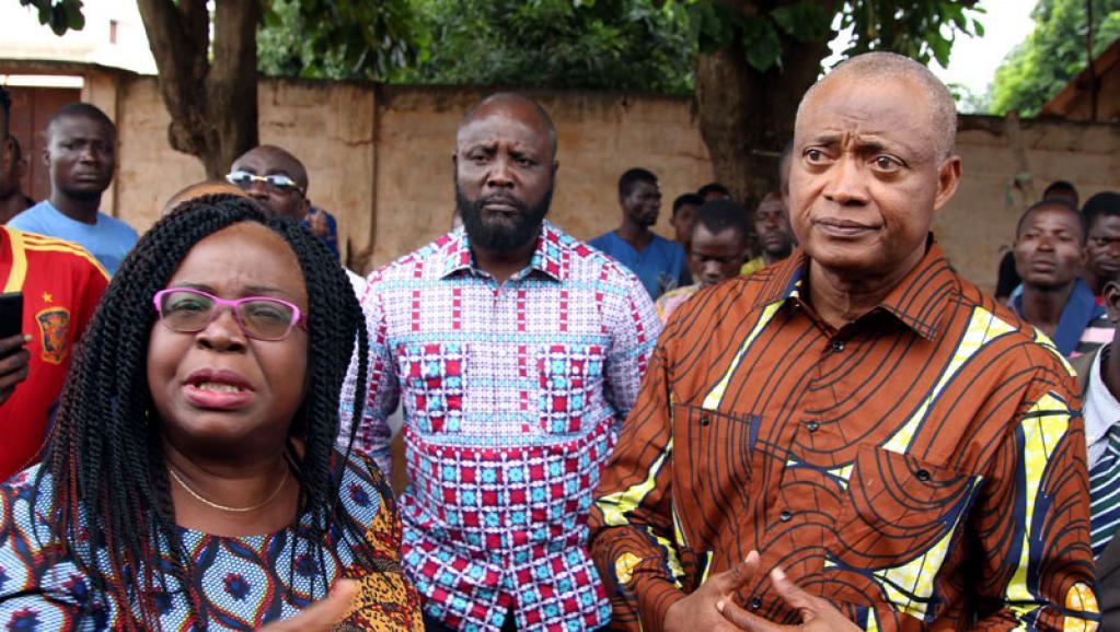 Togo: l'opposition manifeste, JP Favre dénonce une tentative d'assassinat